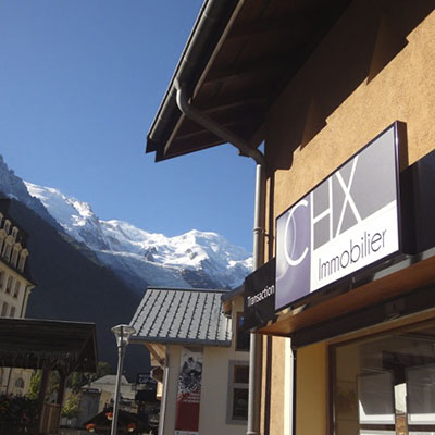 Your real estate agency in Chamonix (74400)