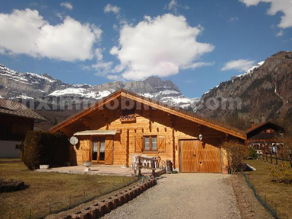 Sold Chalet 4 Rooms LES HOUCHES