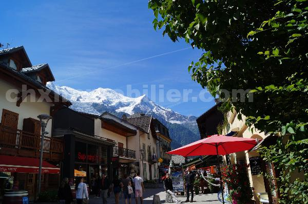 Sale Office  CHAMONIX-MONT-BLANC