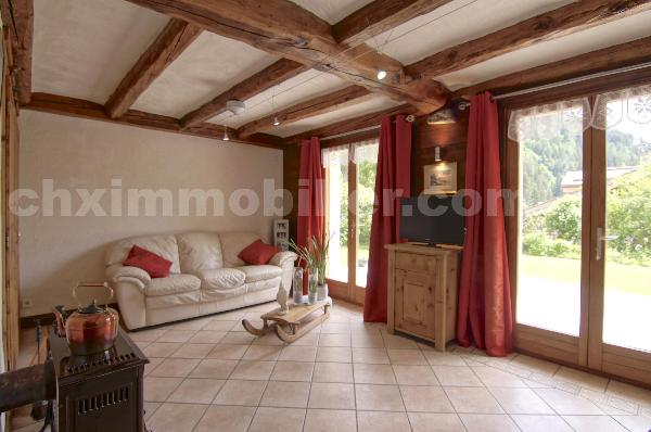 Sold Chalet 5 Rooms ARGENTIERE