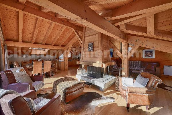 Sold Chalet 5 Rooms CHAMONIX-MONT-BLANC