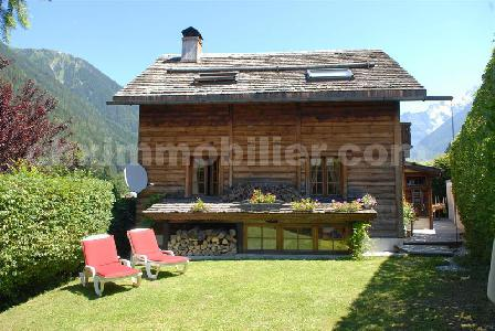 Sold Chalet 4 Rooms CHAMONIX-MONT-BLANC