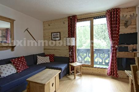 Sale Apartment 2 Rooms CHAMONIX-MONT-BLANC
